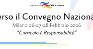 Verso il convegno - Milano 2016